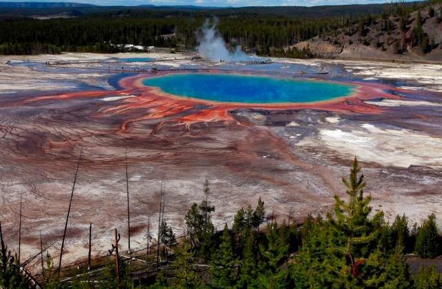 Vườn quốc gia Yellowstone - Hợp chủng quốc Hoa Kỳ - 15