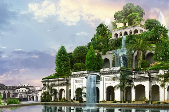 Truyền thuyết bí ẩn về Vườn treo Babylon - 4