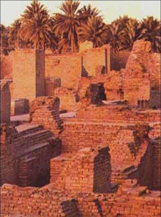 Truyền thuyết bí ẩn về Vườn treo Babylon - 2