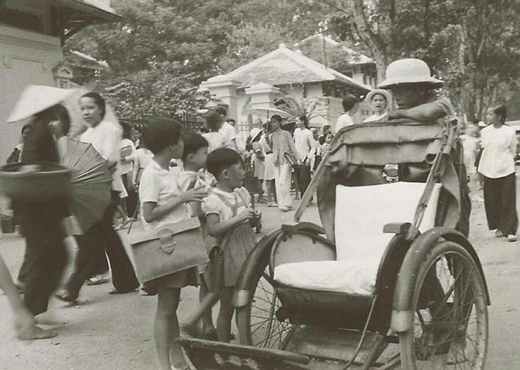 Hồi ức thăm thẳm Sài Gòn xưa: Trường Đình - 7