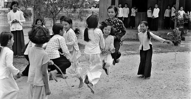 Hồi ức thăm thẳm Sài Gòn xưa: Trường Đình - 1