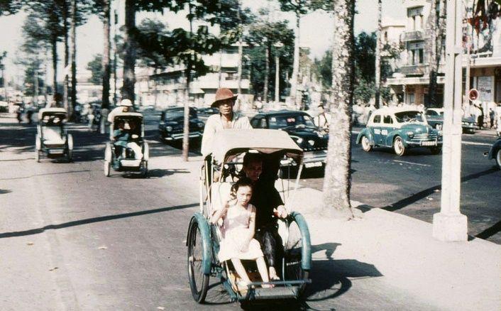 Hồi ức thăm thẳm Sài Gòn xưa: Trường Đình - 8