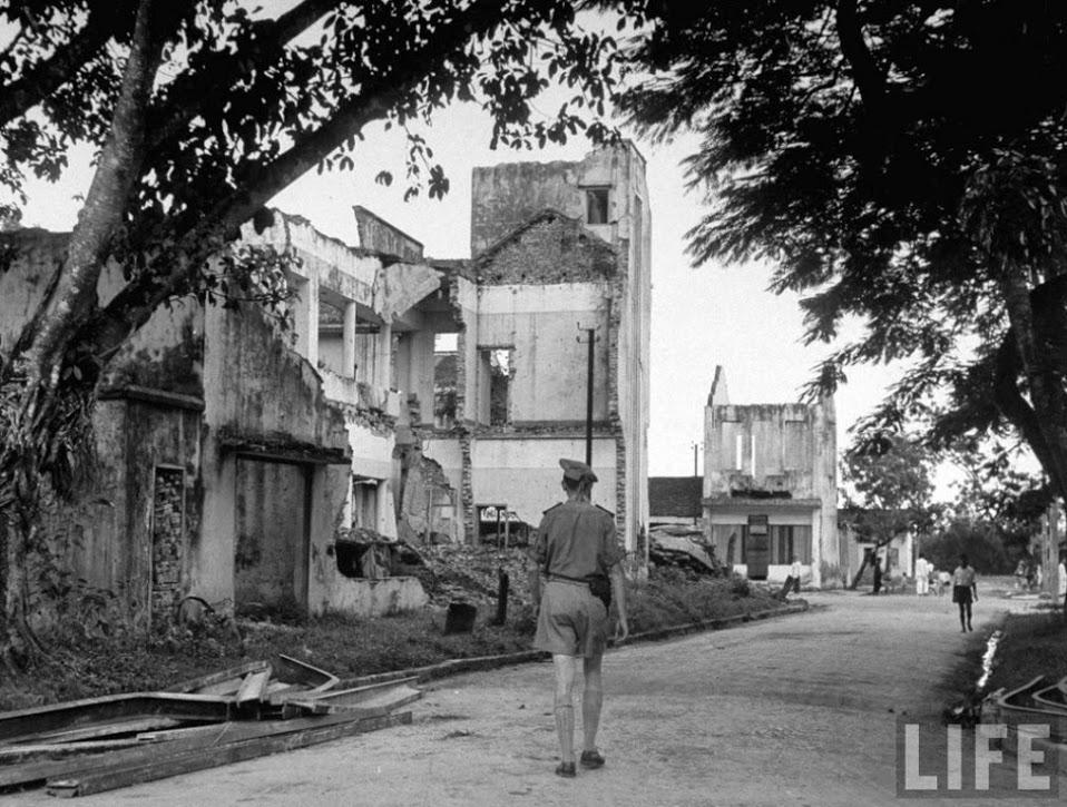 Những hình ảnh độc đáo do phóng viên tạp chí Life chụp ở Đông Dương năm 1948 - 32