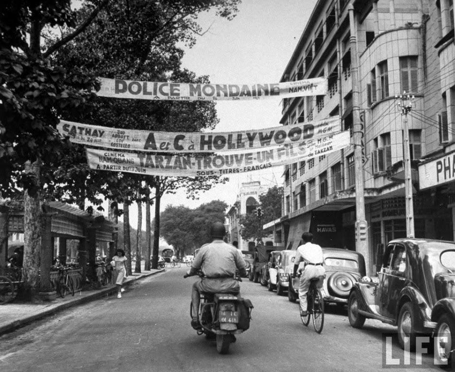 Những hình ảnh độc đáo do phóng viên tạp chí Life chụp ở Đông Dương năm 1948 - 3