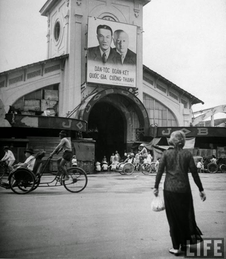Những hình ảnh độc đáo do phóng viên tạp chí Life chụp ở Đông Dương năm 1948 - 22