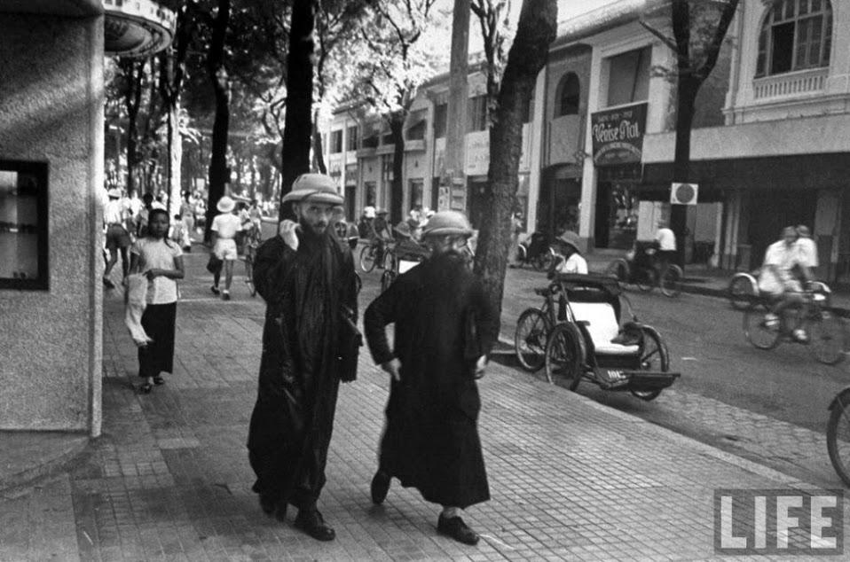 Những hình ảnh độc đáo do phóng viên tạp chí Life chụp ở Đông Dương năm 1948 - 4