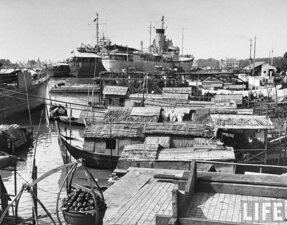 Những hình ảnh độc đáo do phóng viên tạp chí Life chụp ở Đông Dương năm 1948 - 8