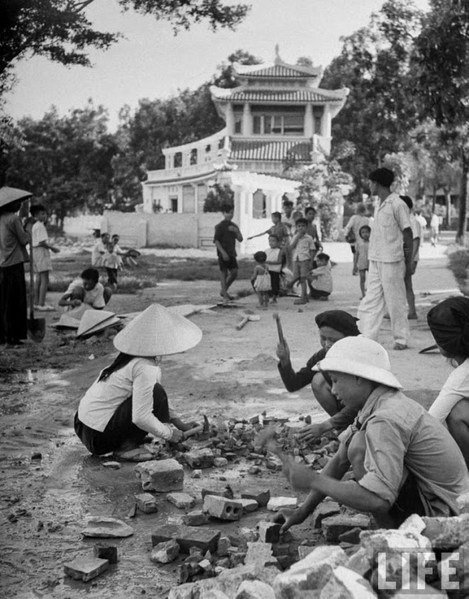 Những hình ảnh độc đáo do phóng viên tạp chí Life chụp ở Đông Dương năm 1948 - 27