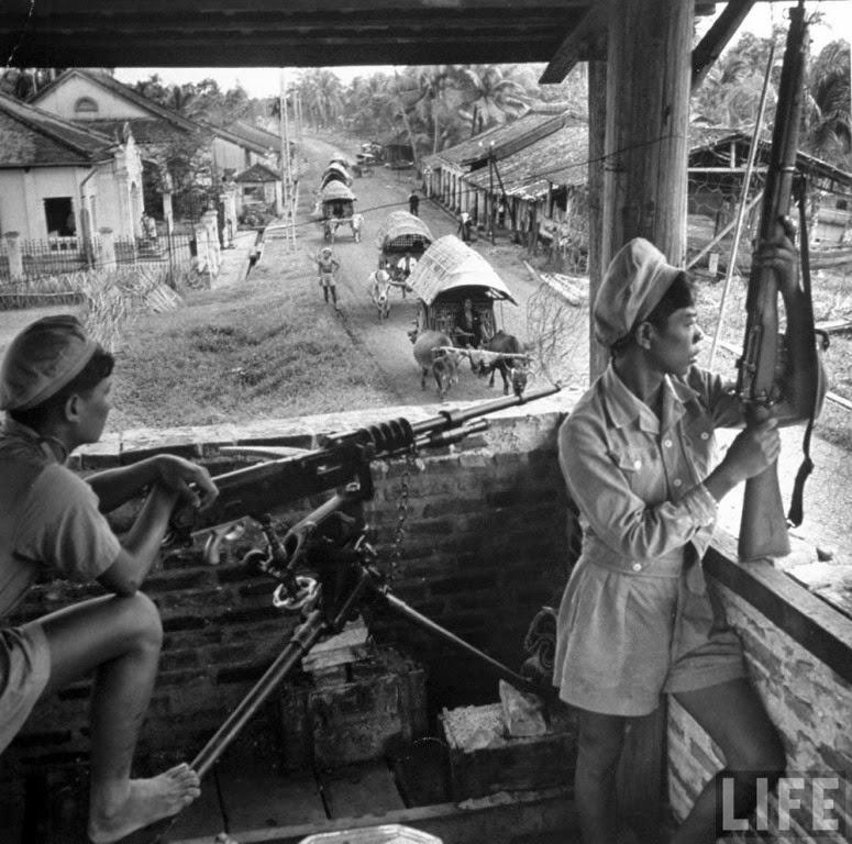 Những hình ảnh độc đáo do phóng viên tạp chí Life chụp ở Đông Dương năm 1948 - 12