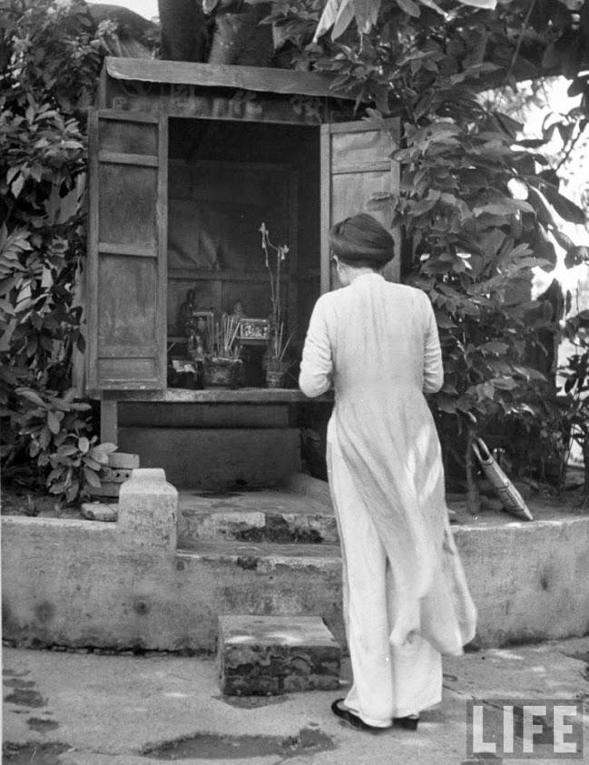 Những hình ảnh độc đáo do phóng viên tạp chí Life chụp ở Đông Dương năm 1948 - 29