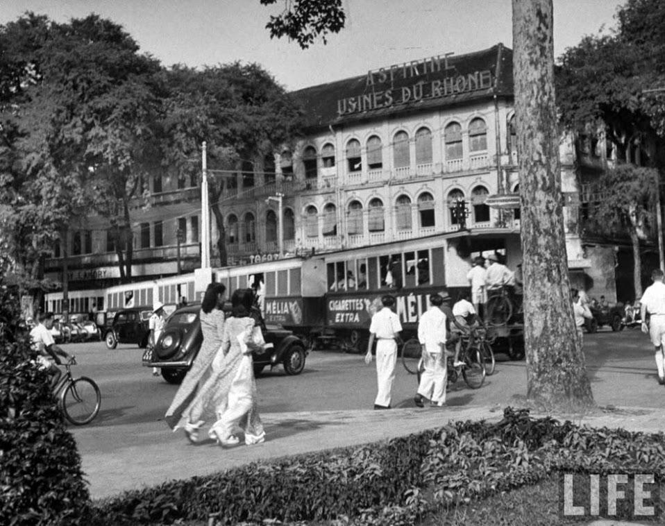 Những hình ảnh độc đáo do phóng viên tạp chí Life chụp ở Đông Dương năm 1948 - 21