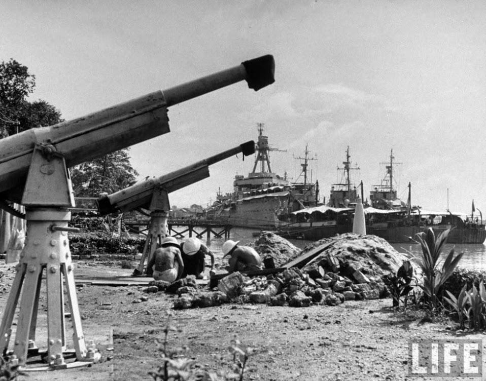 Những hình ảnh độc đáo do phóng viên tạp chí Life chụp ở Đông Dương năm 1948 - 26