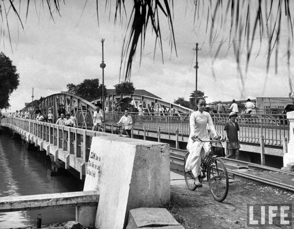 Những hình ảnh độc đáo do phóng viên tạp chí Life chụp ở Đông Dương năm 1948 - 23
