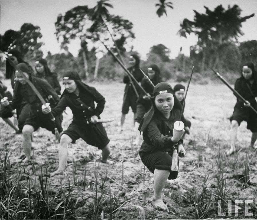 Những hình ảnh độc đáo do phóng viên tạp chí Life chụp ở Đông Dương năm 1948 - 38