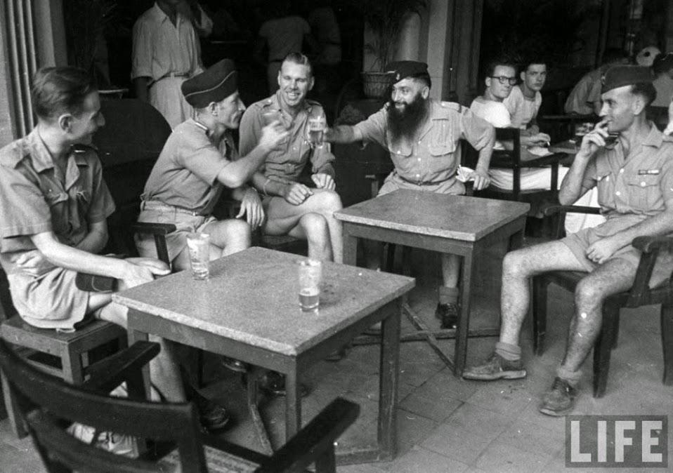 Những hình ảnh độc đáo do phóng viên tạp chí Life chụp ở Đông Dương năm 1948 - 16