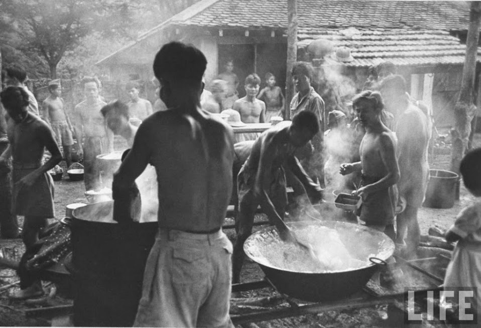 Những hình ảnh độc đáo do phóng viên tạp chí Life chụp ở Đông Dương năm 1948 - 11