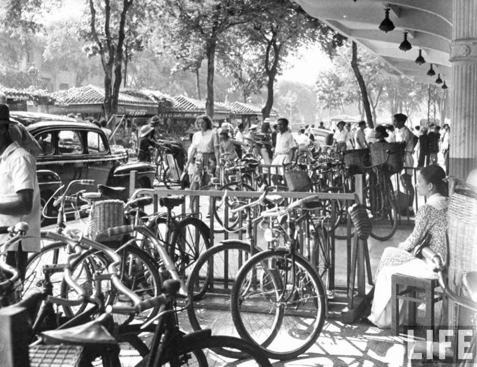 Những hình ảnh độc đáo do phóng viên tạp chí Life chụp ở Đông Dương năm 1948 - 2