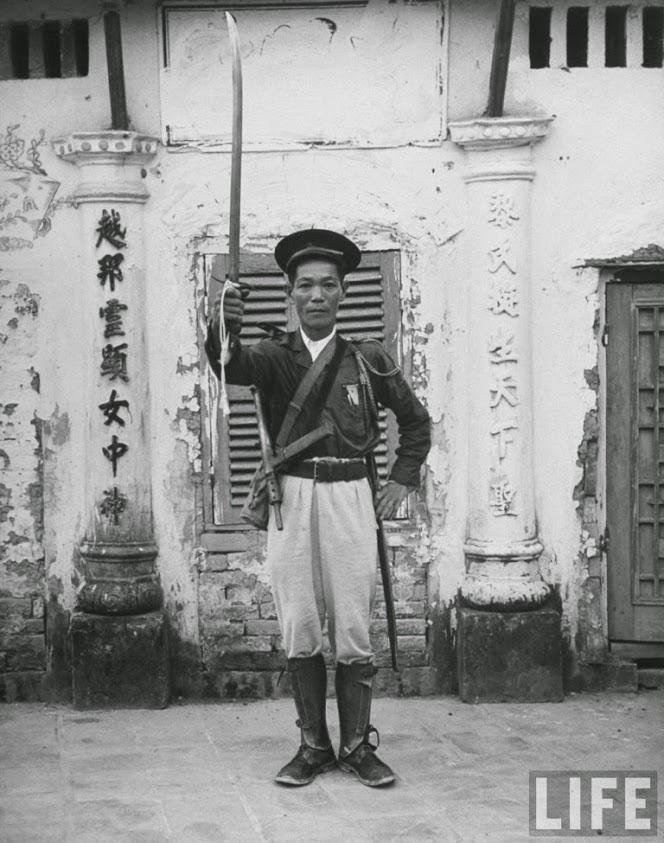 Những hình ảnh độc đáo do phóng viên tạp chí Life chụp ở Đông Dương năm 1948 - 7