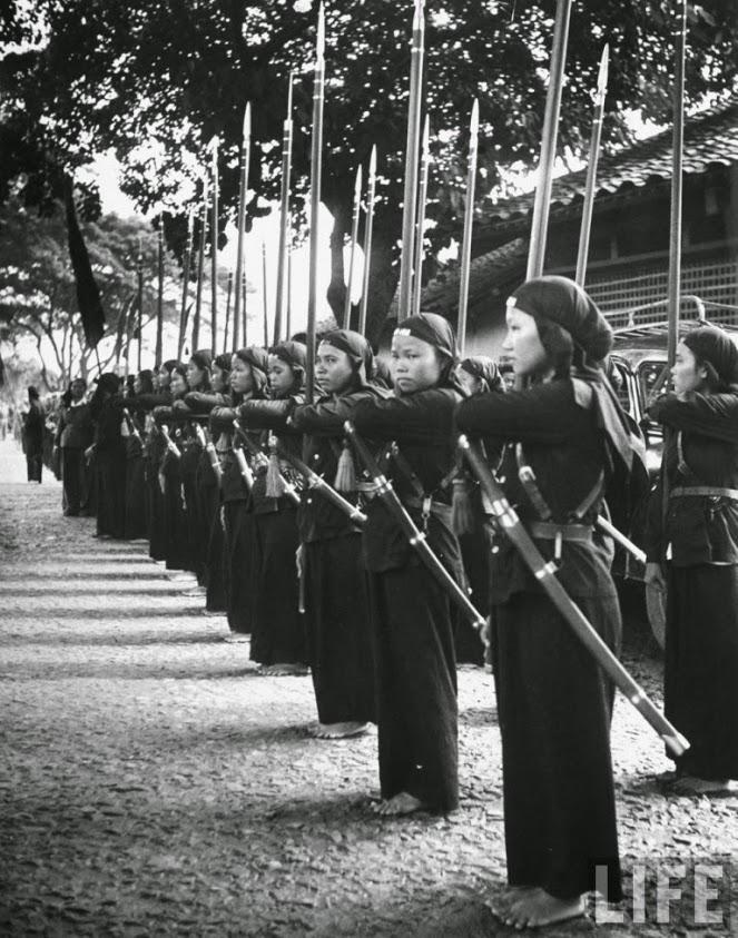 Những hình ảnh độc đáo do phóng viên tạp chí Life chụp ở Đông Dương năm 1948 - 39