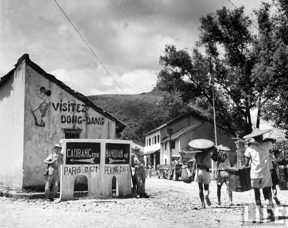 Những hình ảnh độc đáo do phóng viên tạp chí Life chụp ở Đông Dương năm 1948 - 37