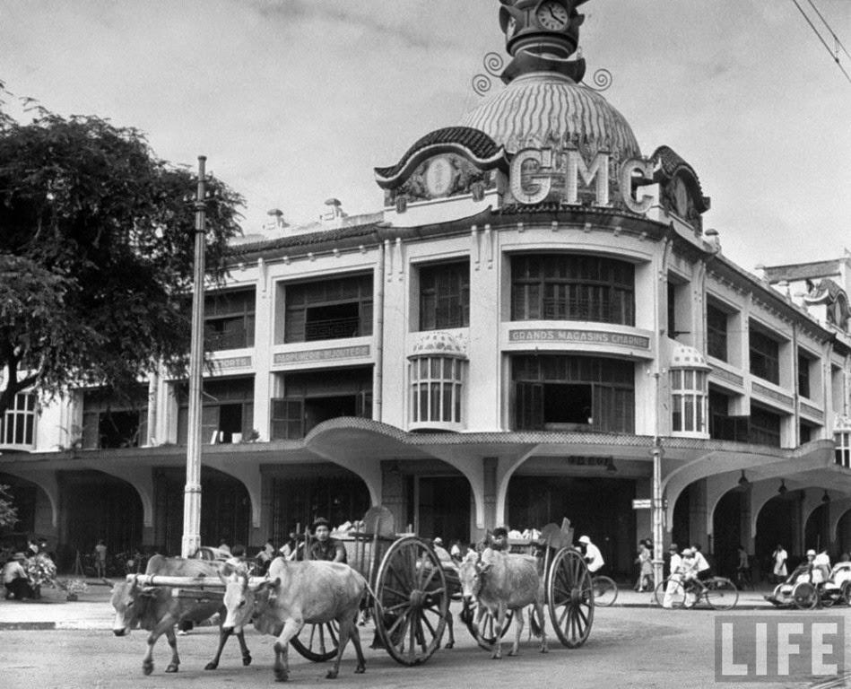 Những hình ảnh độc đáo do phóng viên tạp chí Life chụp ở Đông Dương năm 1948 - 1