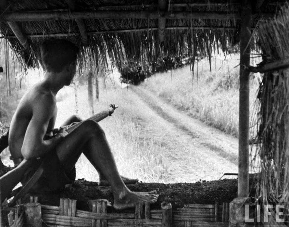 Những hình ảnh độc đáo do phóng viên tạp chí Life chụp ở Đông Dương năm 1948 - 34