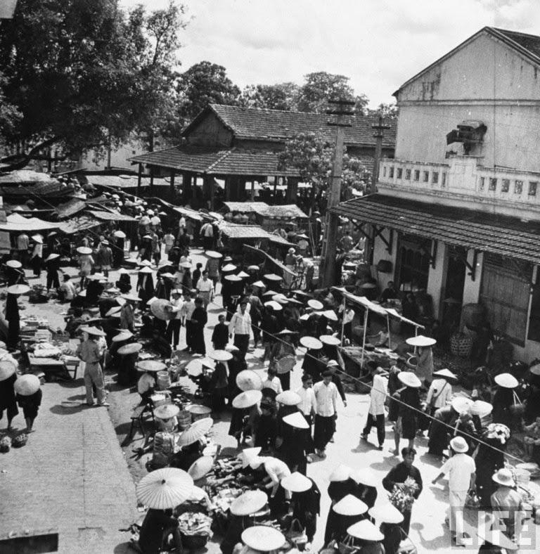 Những hình ảnh độc đáo do phóng viên tạp chí Life chụp ở Đông Dương năm 1948 - 13
