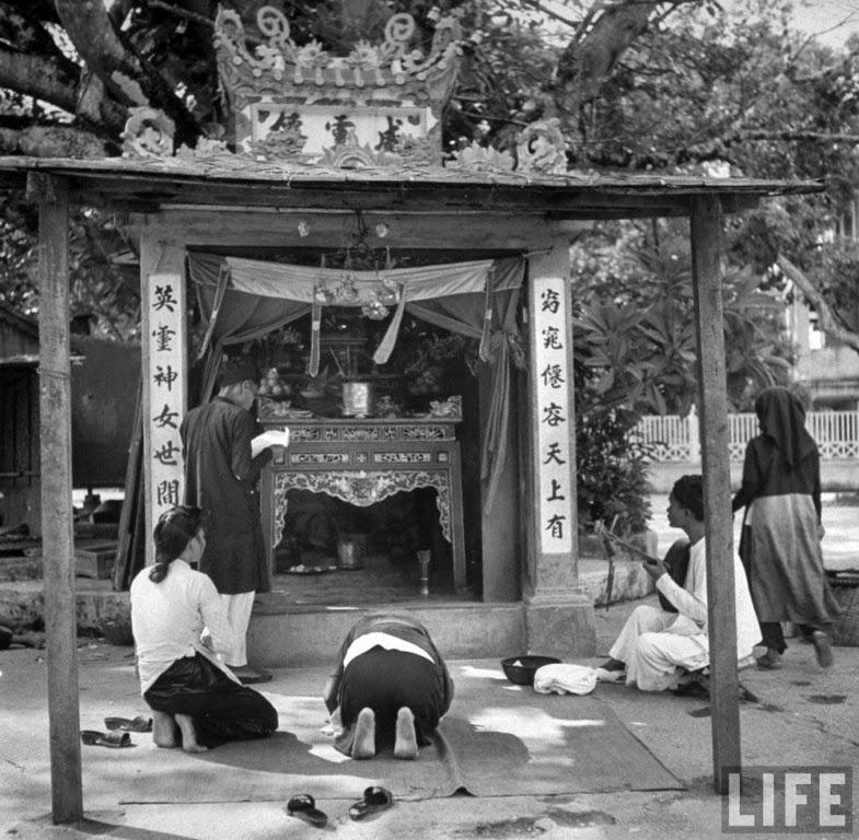 Những hình ảnh độc đáo do phóng viên tạp chí Life chụp ở Đông Dương năm 1948 - 28