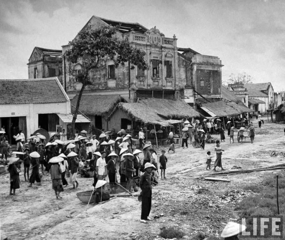 Những hình ảnh độc đáo do phóng viên tạp chí Life chụp ở Đông Dương năm 1948 - 31