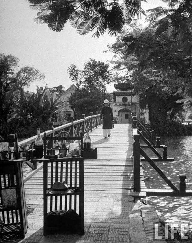 Những hình ảnh độc đáo do phóng viên tạp chí Life chụp ở Đông Dương năm 1948 - 30