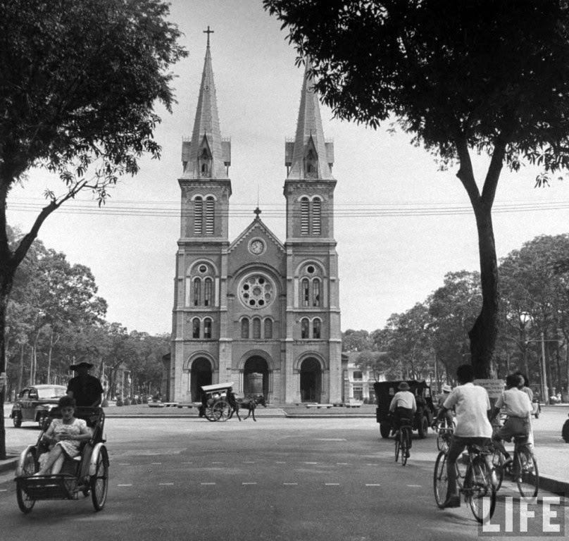 Những hình ảnh độc đáo do phóng viên tạp chí Life chụp ở Đông Dương năm 1948 - 20