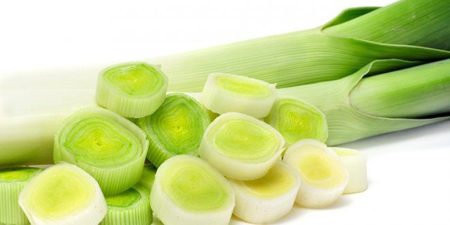 Lợi ích sức khỏe không ngờ của tỏi tây - 1