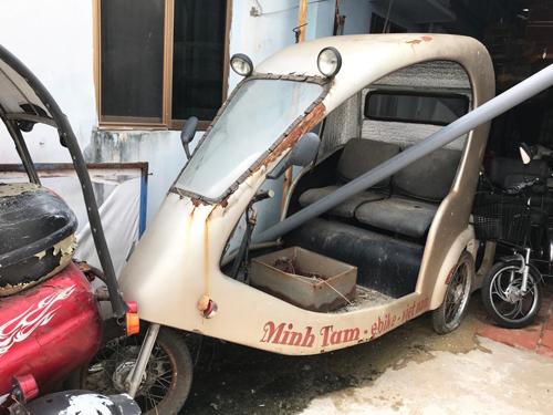 Người thợ chưa học hết lớp 9 chế tạo ôtô 'Made in Vietnam' - 2