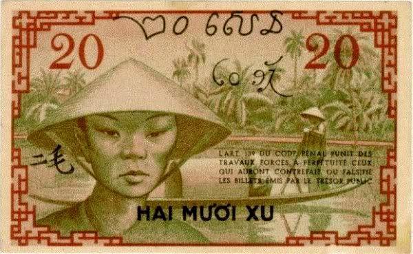 Tiền Ðông Dương Bộ Lư - 70