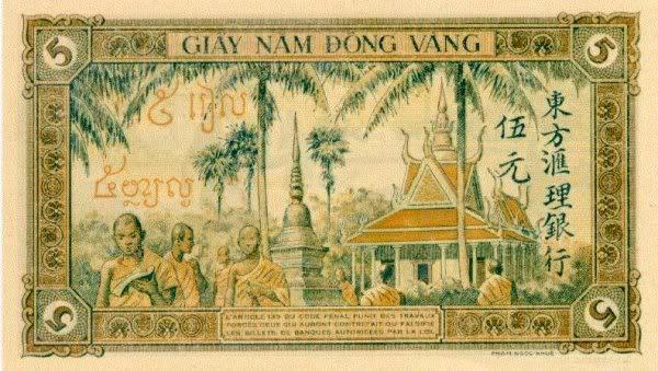 Tiền Ðông Dương Bộ Lư - 36