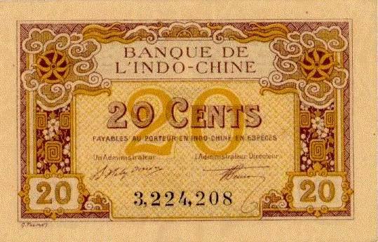 Tiền Ðông Dương Bộ Lư - 67