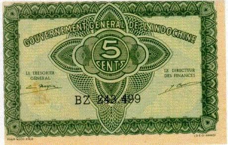Tiền Ðông Dương Bộ Lư - 41
