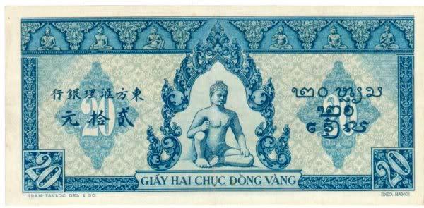 Tiền Ðông Dương Bộ Lư - 66