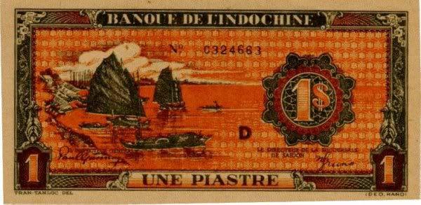 Tiền Ðông Dương Bộ Lư - 7