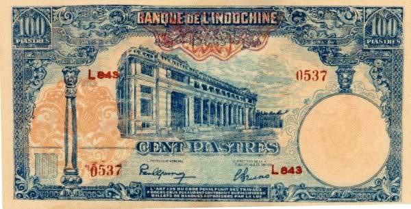 Tiền Ðông Dương Bộ Lư - 101