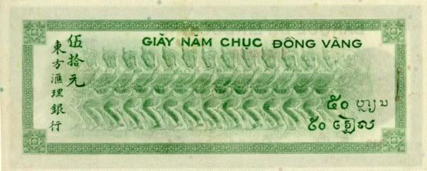 Tiền Ðông Dương Bộ Lư - 74
