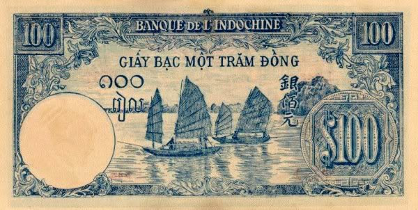 Tiền Ðông Dương Bộ Lư - 102