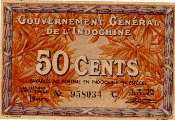 Tiền Ðông Dương Bộ Lư - 79
