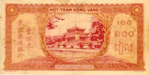 Tiền Ðông Dương Bộ Lư - 94