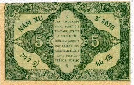 Tiền Ðông Dương Bộ Lư - 42