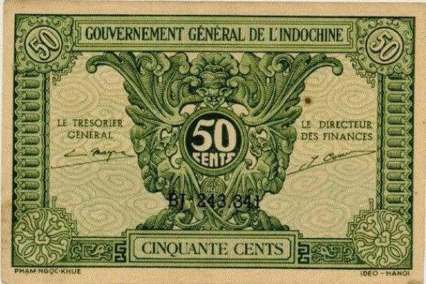 Tiền Ðông Dương Bộ Lư - 81