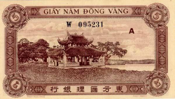 Tiền Ðông Dương Bộ Lư - 34