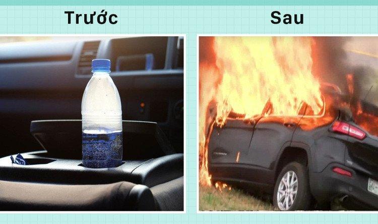 Thói quen này có thể làm cho chiếc xe phát lửa - 1