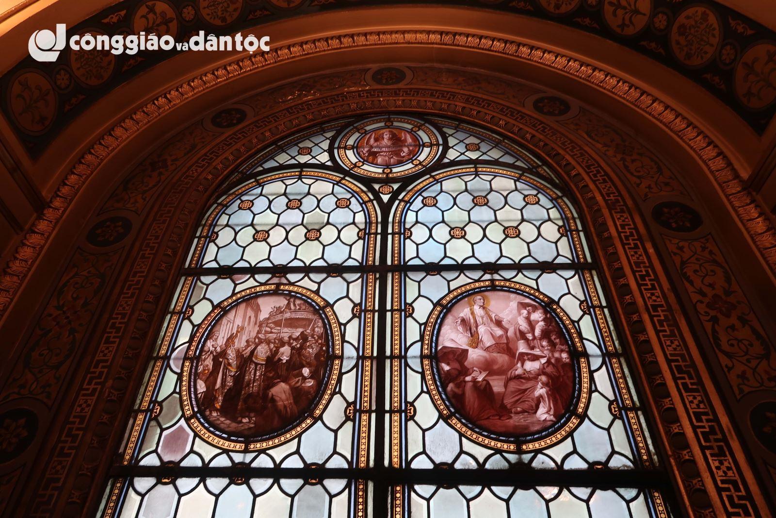 Viếng di hài thánh Vinh sơn Phaolô tại Paris - 13