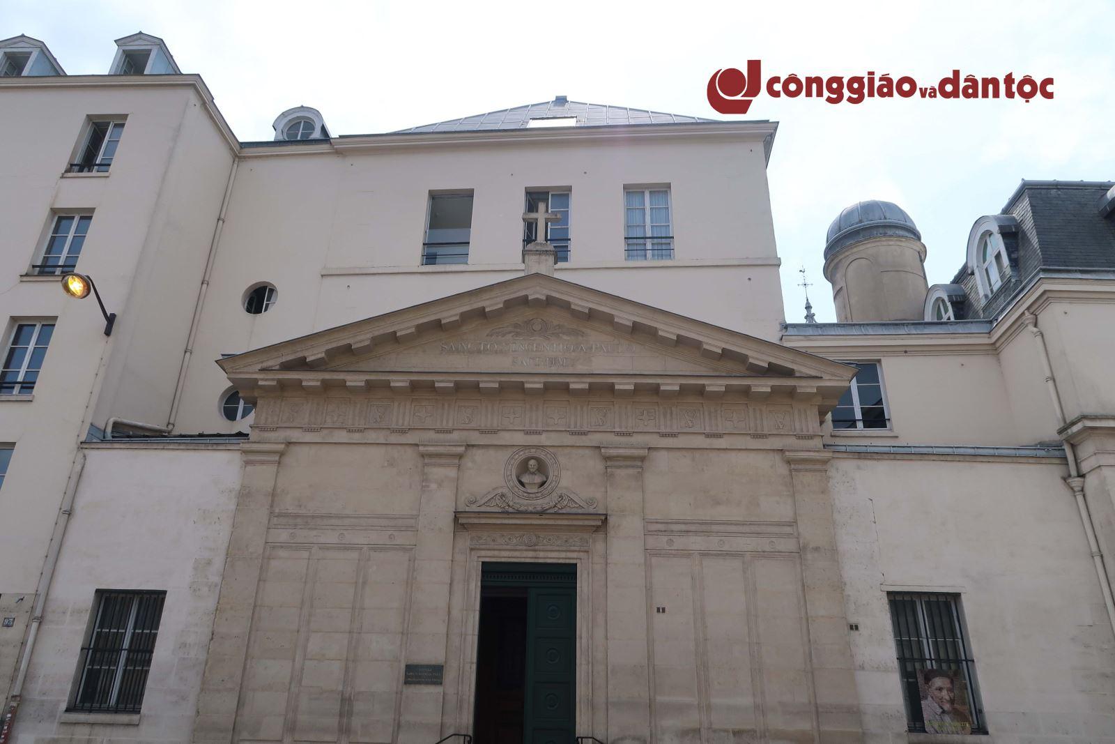 Viếng di hài thánh Vinh sơn Phaolô tại Paris - 5